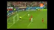 Aвстрия - Полша 0:1 Рожер Гереро Гол