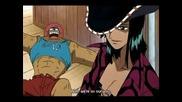 Zoro & Robin