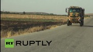 Turkey: Turkish army pounds ISIS militants in Syria in cross-border attack
