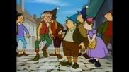 Приключенията на Пинокио - Епизод 6 Бг Аудио