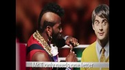 Epic Rap Battles Of History season1 episode13 Mr. T vs. Mr. Rogers