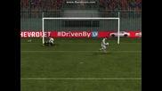 Милан - Ливърпул дузпи Fifa 13