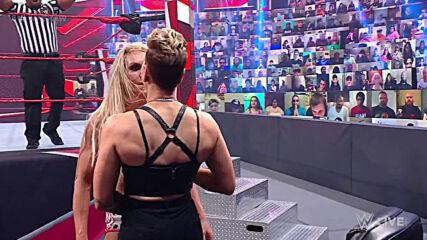 Asuka vs. Charlotte Flair: Raw, May 17, 2021