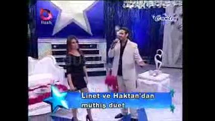 Linet & Haktan Dil Yarasi Bukadan Guzel Olamaz !!!