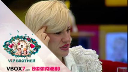 Лудия репортер анкетирал ПР-а на Сашка Васева VIP Brother 2017