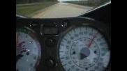 Suzuki Hayabusa - 384km/h(240mp/h)