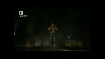 Rammstein - Ich will live Rock Am Ring 2010