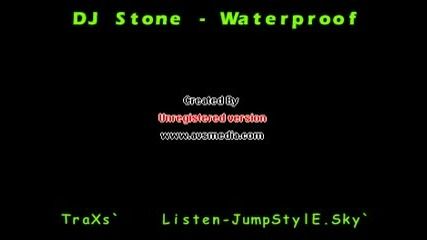 Dj Stone - Waterproof