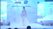 Designer Francis Cheong's Eastern-inspired Gowns at Glam Slam 2011