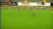 Левски - Берое - Първо полувреме (20.09.2015)