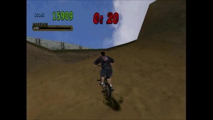 Mat Hoffman pro bmx gameplay
