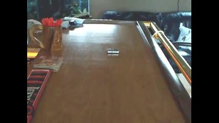 Урок: Трик със Запалка #3 Bar Slide