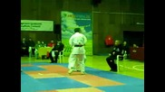 Stanislav Komsalov Kiokushin - polu final Dimitrov Grad