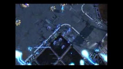 Starcraft 2 Gameplay - Protoss