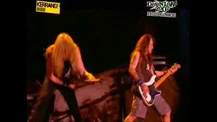 Iron Maiden - Fear of the Dark (live at Download 2007)