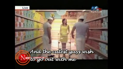 Nancy Ajram - Mashi Hadi (new 2009 Music Video With English Subtitles)