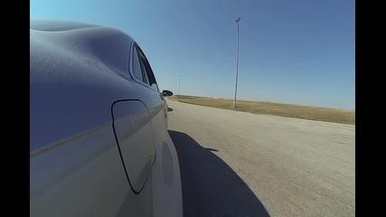 Audi Rs4 срещу Mercedes E63 Amg