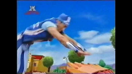 Lazy Town Robbies Greatest Misses - Full Episode (bg Audio)