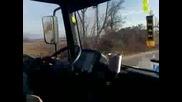 Man Tg410a driving+ interior