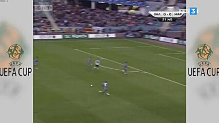 Валенсия - Олимпик Марсилия Финал Купа на Уефа 2004 първо полувреме