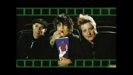 Green Day Video (letterbomb)