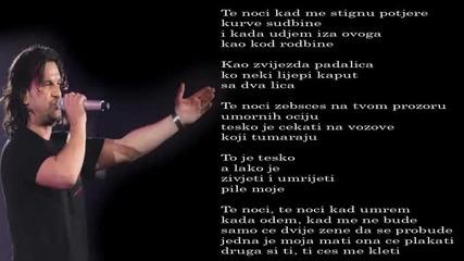 Aca Lukas - Kad umrem neka me ne bude - (Audio - Live 199)