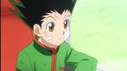 Hunter x Hunter 2011 Episode 25 Bg Sub