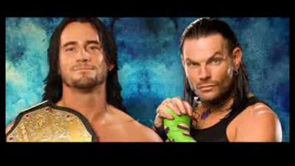 The Great American Bash 2009 Cm Punk Vs Jeff Hardy World Heavyweight Championship Match