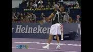 Federer Blake Masters Cup 2006