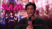 Shahrukh Khan Slams Houston Interview