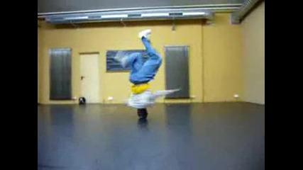 Добър .. Break Dance .. !