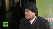 Belgium: Geopolitical interests shouldn't be imposed on Ukraine - Morales