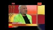 Шоуто На Азис - Интервю С Къци Вапцаров