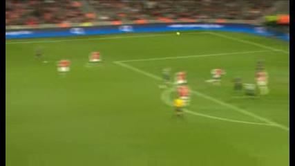 Арсенал - Плимут 3:1 - Репортаж