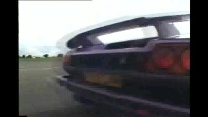 Дяволът от Санта Агата - Lamborghini Diablo