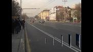 Спокойно е движението в София по време на празниците