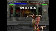 Sheeva Fatality