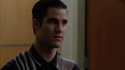 Blaine - Somebody That I Used To Know ( Glee Cast )