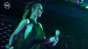 Глория - Сцената обичам лудо(live от Playhouse) - By Planetcho