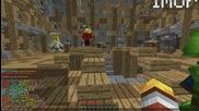 Minecraft Quakecraft с Narumc