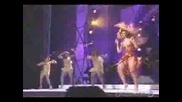 Beyonce Knowles - ( Tina Turner , Live )
