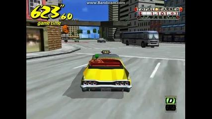 Crazy Taxi 2 Gameplay Part 2