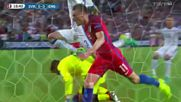 20.06.16 Словакия - Англия 0:0 * Евро 2016 *