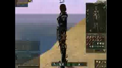 Lineage 2 Gracia Final - Vesper Weapons