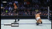 Undertaker vs Vladimir Kozlov - Разбиване - 13.3.2009 [full]