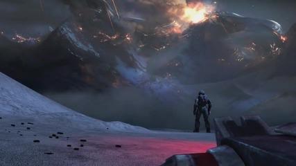 Halo Reach The Battle Begins