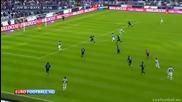 Juventus 3 - 0 Atalanta - 16.12.2012 (hd)