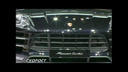 Porsche на Автосалон Токио 2013
