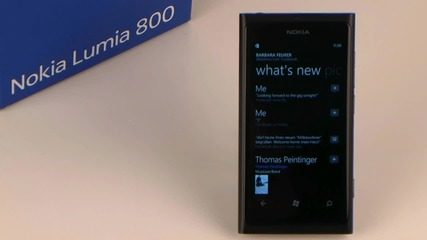 Nokia Lumia - Синхронизиране на контактите от социалните мрежи