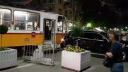 Неправилно паркиран дипломатически автомобил
